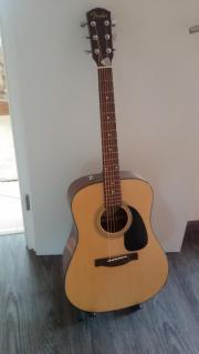 Gitarre , Konzertkarten mit