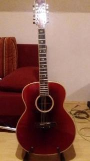 Gitarre sucht Cajon