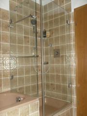Glas-Duschabtrennung