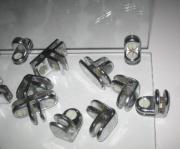Glasplattenregalsystem