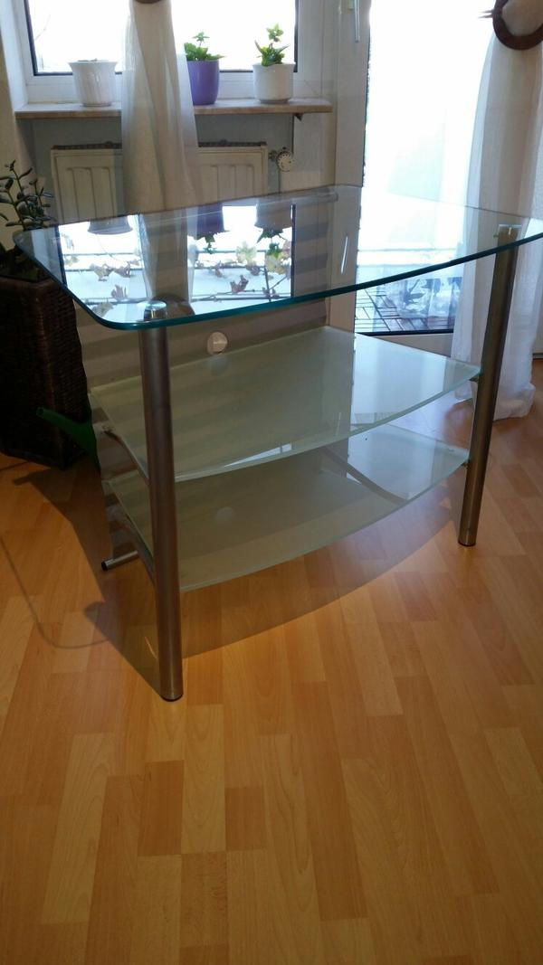 glasregale in riol regale kaufen und verkaufen ber private kleinanzeigen. Black Bedroom Furniture Sets. Home Design Ideas