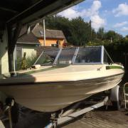 Glastron V174 Motorboot