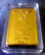 Goldbarren Deutsche Reichsbank -