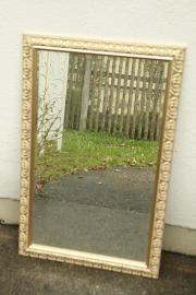 goldfarbener Spiegel zu