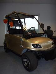 Golfcart mit Straßenzulassung,