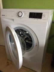 gorenje waschmaschine in karlsruhe haushalt m bel. Black Bedroom Furniture Sets. Home Design Ideas