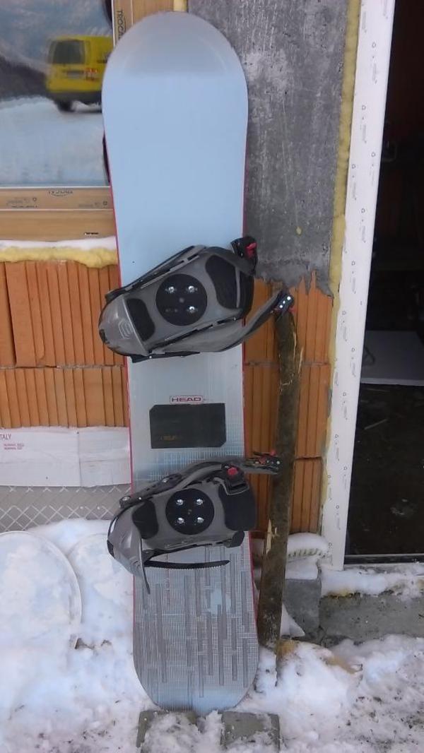 graues snowboard marke head 140 cm in b rserberg snowboards kaufen und verkaufen ber private. Black Bedroom Furniture Sets. Home Design Ideas
