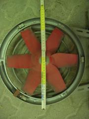 großer Ventilator
