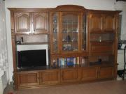 wohnzimmerschrank eiche alter haushalt m bel gebraucht und neu kaufen. Black Bedroom Furniture Sets. Home Design Ideas