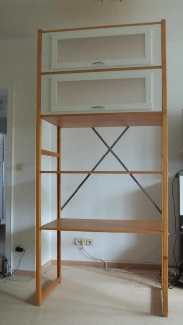 holzregal neu und gebraucht kaufen bei. Black Bedroom Furniture Sets. Home Design Ideas