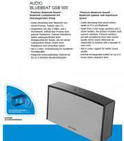 Grundig GSB500 Bluetooth