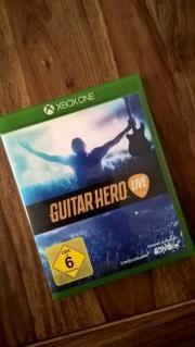 Guitar Hero Live Aus Zeitgründen gebe ich hier Guitar Hero Live ab. Die CD/DVD hat Flecken am Rand, diese hatte Sie allerdings schon beim Neukauf. Spiel FUNKTIONIERT ... 40,- D-64665Alsbach-Hähnlein Sandwiese Heute, 12:53 Uhr, Alsbach-Hähnlein Sandwiese - Guitar Hero Live Aus Zeitgründen gebe ich hier Guitar Hero Live ab. Die CD/DVD hat Flecken am Rand, diese hatte Sie allerdings schon beim Neukauf. Spiel FUNKTIONIERT