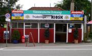 gut gehender Kiosk