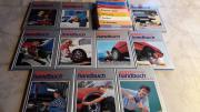 Handbücher fürs Auto...