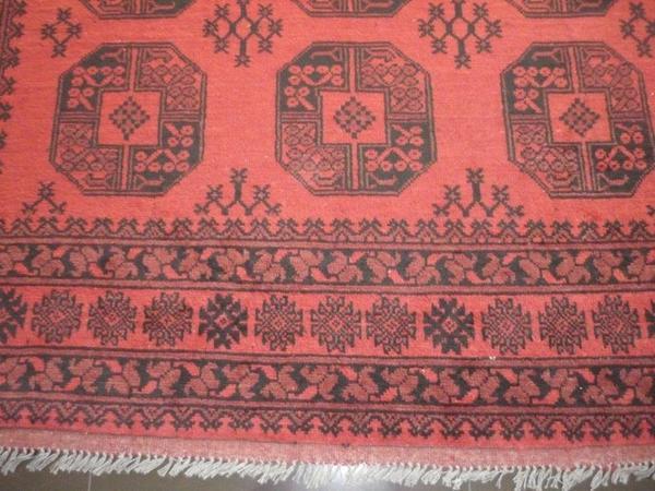 handgekn pfter afghanischer teppich. Black Bedroom Furniture Sets. Home Design Ideas