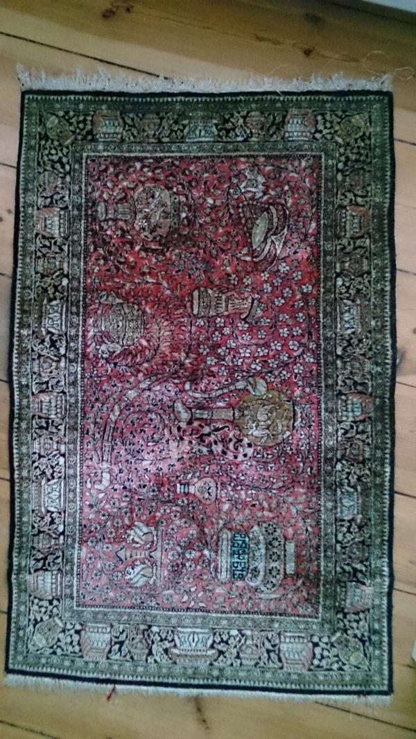 handgewebter Teppich in Berlin  Teppiche kaufen und