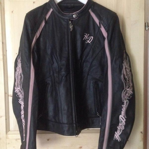 harley davidson motorradjacke gr l xl neu in beuna. Black Bedroom Furniture Sets. Home Design Ideas
