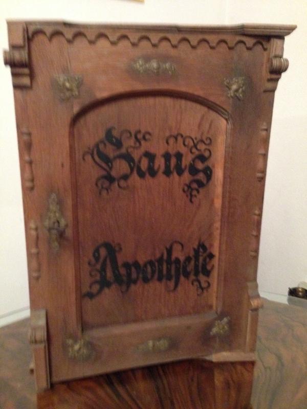 hausapotheke k stchen ca 1880 in bregenz sonstige m bel. Black Bedroom Furniture Sets. Home Design Ideas