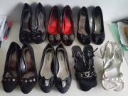 Heels / Pumps / Sandaletten