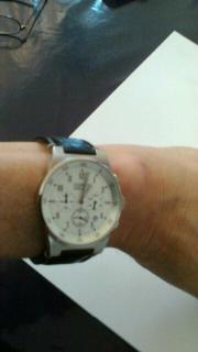 Herren Armbanduhr (Cronograph)