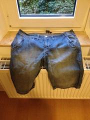 Herren-Jeans kurz