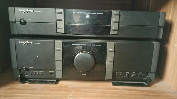 stereoanlagen audio hifi gebraucht kaufen. Black Bedroom Furniture Sets. Home Design Ideas