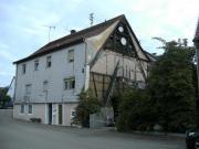 Historisches Fachwerkhaus aus