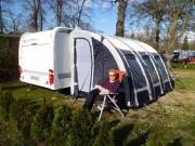 Hobby Wohnwagen 560