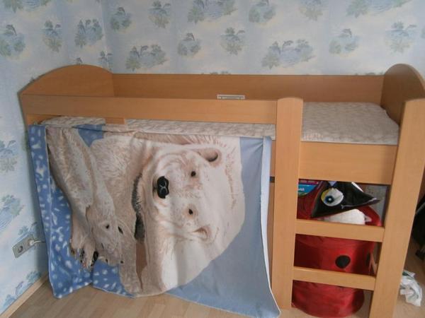 hochbett neu und gebraucht kaufen bei. Black Bedroom Furniture Sets. Home Design Ideas