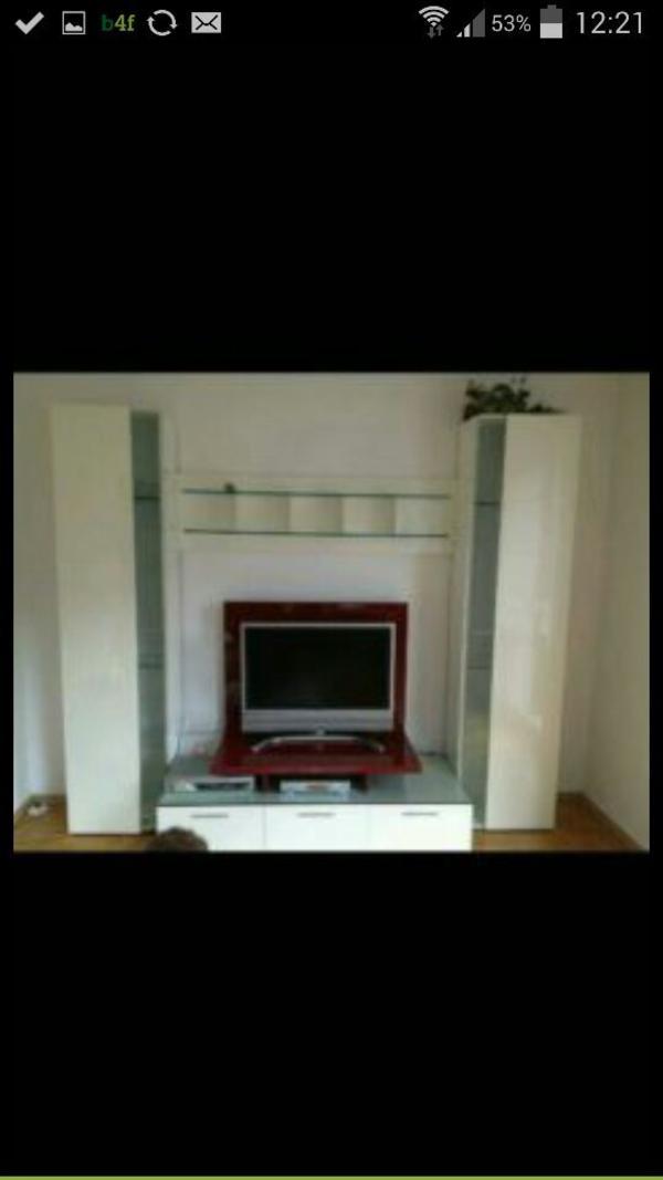 hochwertige wohnwand in Bad Herrenalb - Wohnzimmerschränke ...