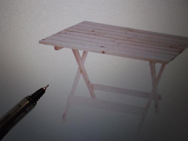 klapptisch holz garten kaufen gebraucht und g nstig. Black Bedroom Furniture Sets. Home Design Ideas