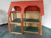 puppenhaus holz kaufen gebraucht und g nstig. Black Bedroom Furniture Sets. Home Design Ideas