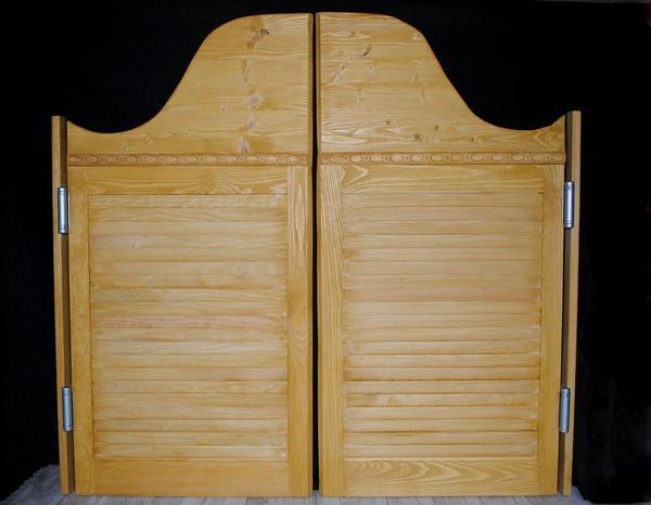 holz schwingt r saloont r westernt r stallt r t r unikate kunsthandwerk in kunow kaufen und. Black Bedroom Furniture Sets. Home Design Ideas