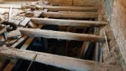 Holzbalken, Antike Holzbalken