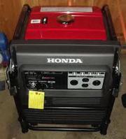 Honda EU6500is 6500