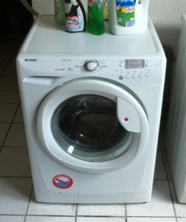hoover vision hd waschmaschine vhd 716 84 trommel 7kg in durmersheim waschmaschinen kaufen und. Black Bedroom Furniture Sets. Home Design Ideas