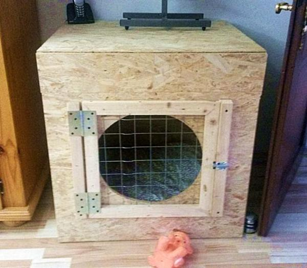 hundeschlafbox hundebox xxl in kaiserslautern zubeh r. Black Bedroom Furniture Sets. Home Design Ideas