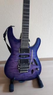 Ibanez E-Gitarre Zubehör E-Gitarre von Ibanez wurde kaum gespielt und ist wie neu Zubehör - Verstärker von Fender incl. Kabel - Gitarrenständer - Tasche - Stimmgerät - ... 550,- D-81539München Obergiesing Heute, 21:00 Uhr, München Obergiesing - Ibanez E-Gitarre Zubehör E-Gitarre von Ibanez wurde kaum gespielt und ist wie neu Zubehör - Verstärker von Fender incl. Kabel - Gitarrenständer - Tasche - Stimmgerät -