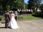 Ihre Hochzeitsvideoreportage für