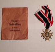 III. Reich Kriegsverdienstkreuz