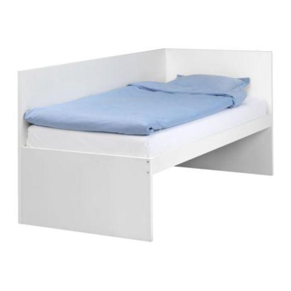 ikea bett ausziehbar kaufen gebraucht und g nstig. Black Bedroom Furniture Sets. Home Design Ideas