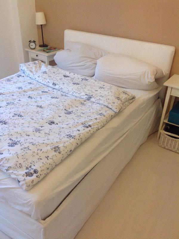 ikea bett kleinanzeigen familie haus garten. Black Bedroom Furniture Sets. Home Design Ideas