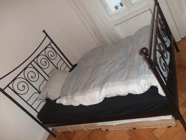 ikea betten. Black Bedroom Furniture Sets. Home Design Ideas