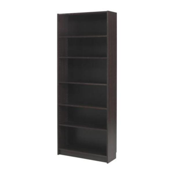 ikea billy regal schwarzbraun in m nchen ikea m bel. Black Bedroom Furniture Sets. Home Design Ideas