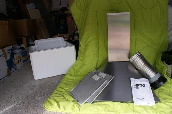 ikea dunstabzugshaube zu verkaufen in bubenheim sp len abzugshauben kaufen und verkaufen. Black Bedroom Furniture Sets. Home Design Ideas
