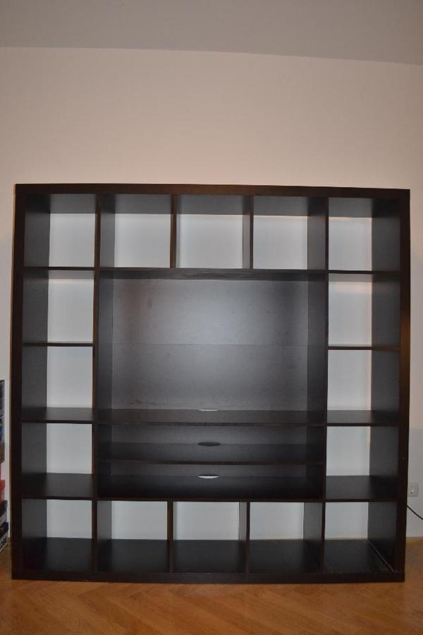 ikea expedit tv regal in m nchen ikea m bel kaufen. Black Bedroom Furniture Sets. Home Design Ideas