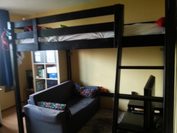 hochbett ikea neu und gebraucht kaufen bei. Black Bedroom Furniture Sets. Home Design Ideas