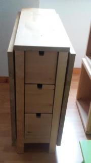 ikea klapptisch kaufen gebraucht und g nstig. Black Bedroom Furniture Sets. Home Design Ideas