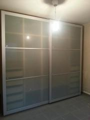 ikea pax schiebetueren in mannheim haushalt m bel gebraucht und neu kaufen. Black Bedroom Furniture Sets. Home Design Ideas