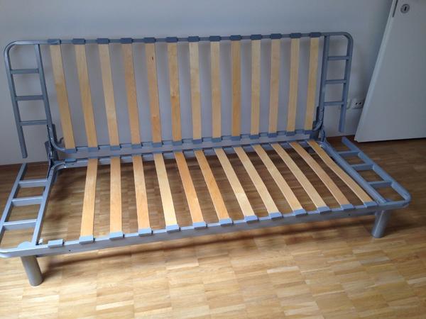 ikea schlafsofa beddinge bettgestell in m nchen ikea m bel kaufen und verkaufen ber private. Black Bedroom Furniture Sets. Home Design Ideas